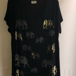 Elephant Tunic 2XL